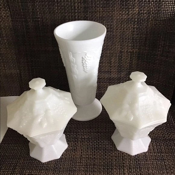 Other - Milk Glass